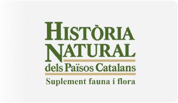 Historia Natural dels Països Catalans