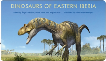 Dinosaurs of Eastern Iberia, a vivid introduction to dinosaurs of Spain