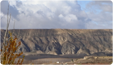 The Guadix Basin: a view from the ICP