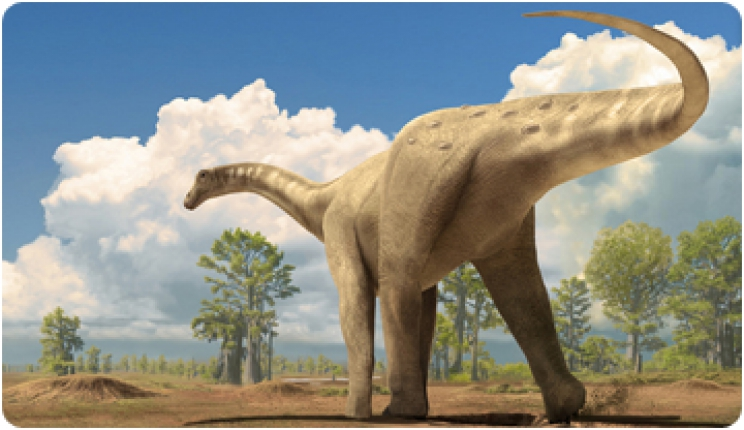 Large and small titanosaurs: different sizes, one gait